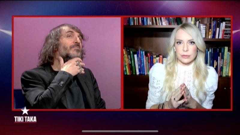PROSSIMA STAGIONE TIKI TAKA: CI SARA' LA PSICOLOGA FRANCESCA CENCI?